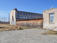 Sredneuralsk, Bakhteev st, 房屋 25. 寄宿学校