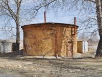 Sredneuralsk, Bakhteev st, service building