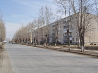 Sredneuralsk, Kalinin st, house 9. Apartment house