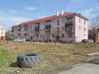 Sredneuralsk, Kalinin st, house 15А. Apartment house