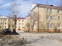 Sredneuralsk, Kalinin st, house 15. Apartment house