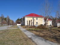Sredneuralsk, Kalinin st, house 31. Apartment house