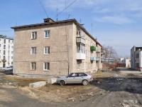 Sredneuralsk, Uralskaya st, house 1Б. Apartment house