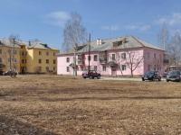 Sredneuralsk, Uralskaya st, house 7. Apartment house