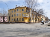 Sredneuralsk, Uralskaya st, house 9. Apartment house