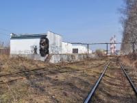 Sredneuralsk, Uralskaya st, service building