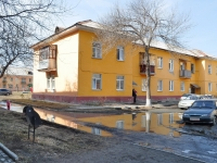 Sredneuralsk, Apartment house  , Sovetskaya st, house 30