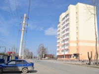 Sredneuralsk, Apartment house  , Sovetskaya st, house 31