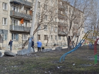Sredneuralsk, Apartment house  , Sovetskaya st, house 35Б