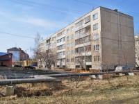 Sredneuralsk, 公寓楼  , Sovetskaya st, 房屋 37