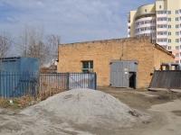 Среднеуральск, улица Советская. хозяйственный корпус