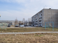 Sredneuralsk, Apartment house  , Stroiteley st, house 2