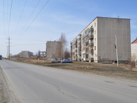 Sredneuralsk, Apartment house  , Stroiteley st, house 4