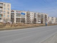 Среднеуральск, улица Строителей, дом 4. многоквартирный дом