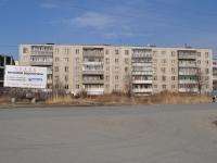 Среднеуральск, улица Строителей, дом 6. многоквартирный дом