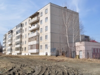 Sredneuralsk, Apartment house  , Stroiteley st, house 8
