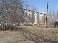 Среднеуральск, улица Строителей, дом 14. многоквартирный дом
