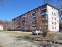 Среднеуральск, улица Дзержинского, дом 17. многоквартирный дом