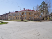 Sredneuralsk, Dzerzhinsky st, house 32. Apartment house