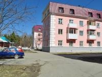 Sredneuralsk, Dzerzhinsky st, house 34. Apartment house