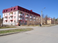 Sredneuralsk, Dzerzhinsky st, house 34. Apartment house