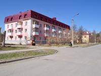 Среднеуральск, улица Дзержинского, дом 34. многоквартирный дом
