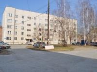 Среднеуральск, улица Дзержинского, дом 36А. многоквартирный дом