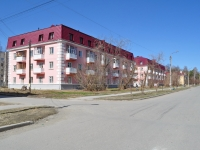 Среднеуральск, улица Дзержинского, дом 36. многоквартирный дом