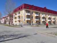 Среднеуральск, улица Дзержинского, дом 38. многоквартирный дом