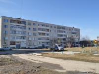 Sredneuralsk, Lesnaya st, house 1. Apartment house