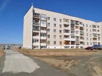 Sredneuralsk, Lesnaya st, house 4/1. Apartment house