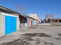 Sredneuralsk, Lesnaya st, garage (parking)