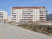 Sredneuralsk, Gashev alley, house 4А. Apartment house