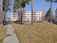 Sredneuralsk, Gashev alley, 房屋4