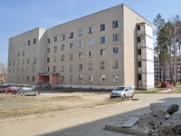 Sredneuralsk, Gashev alley, house 6А. Apartment house