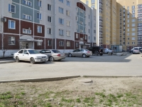 Sredneuralsk, Gashev alley, house 6Б. Apartment house