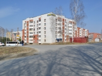 Sredneuralsk, Isetskaya st, house 6. Apartment house