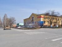 Sredneuralsk, 旅馆 Центральная, Lenin st, 房屋 19