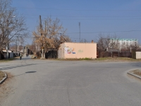 Среднеуральск, улица Ленина. хозяйственный корпус
