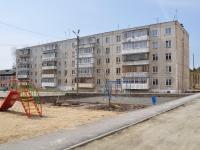 Sredneuralsk, Naberezhnaya st, house 3А. Apartment house