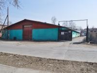 Sredneuralsk, Oktyabrskaya st, house 6А. warehouse