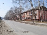 Sredneuralsk, Oktyabrskaya st, house 6. Apartment house
