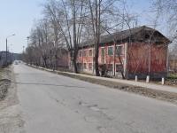 Sredneuralsk, Oktyabrskaya st, 房屋 10. 公寓楼