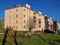 Дегтярск, улица Калинина, дом 15. многоквартирный дом