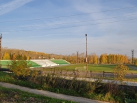 Дегтярск, улица Калинина. стадион