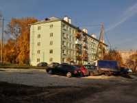 Degtyarsk, st Gagarin, house 3. Apartment house