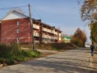 Дегтярск, улица Клубная, дом 6. многоквартирный дом