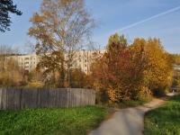 Дегтярск, улица Клубная, дом 12. многоквартирный дом