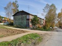 Дегтярск, улица Клубная, дом 22. многоквартирный дом