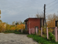 Дегтярск, улица Уральских танкистов. хозяйственный корпус